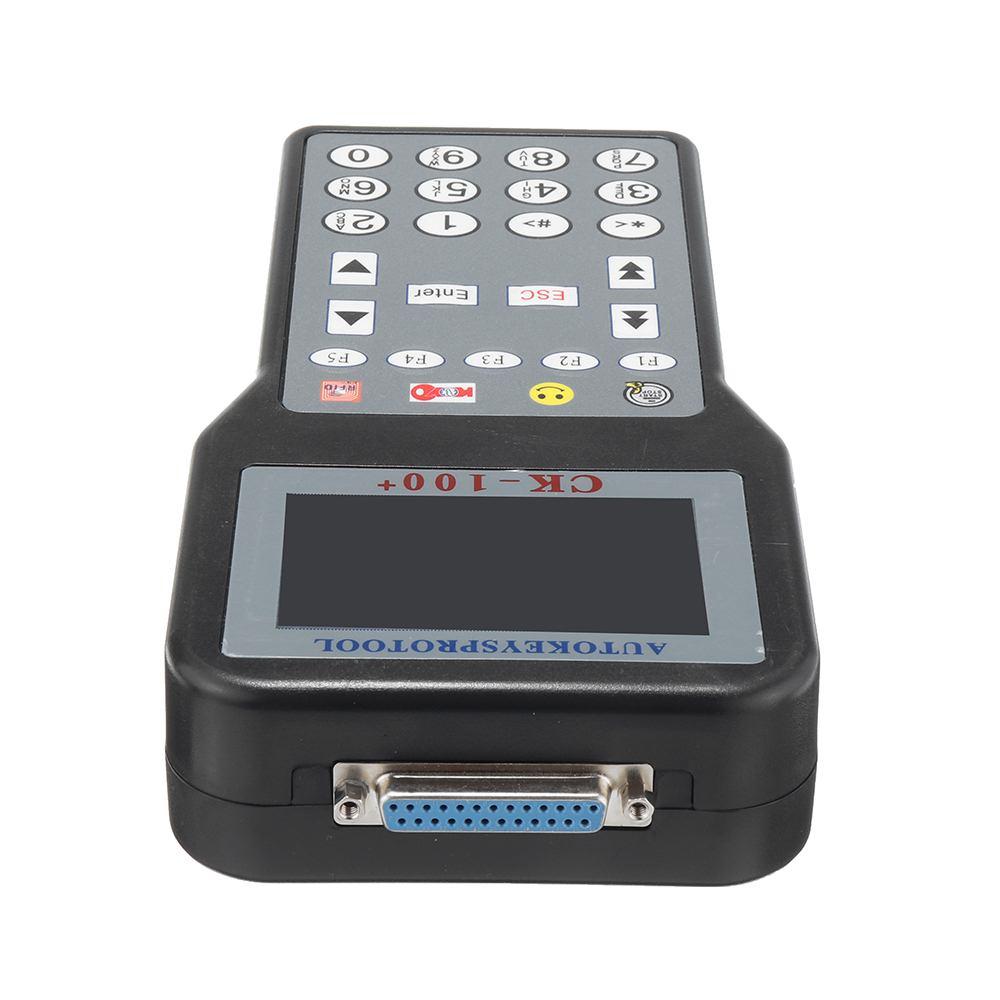 CK100 Schlüssel Programmierer CK-100 V99.99/46.02/MINI ZED BULL OBD2 Diagnose Werkzeug Auto Fehler Reader Auto Code Scanner keine Tokens begrenzte