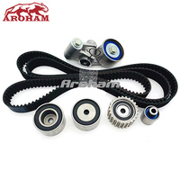 6 Pieces Timing Belt Kit Car Accessories For Subaru Legacy Outback Forester Impreza 2.5L 2006 2007 2008 2009 2010 2011 2012