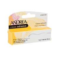 Glue for eyelashes Andrea, Mod Strip Lash Adhesive Clear, 7 g, transparent