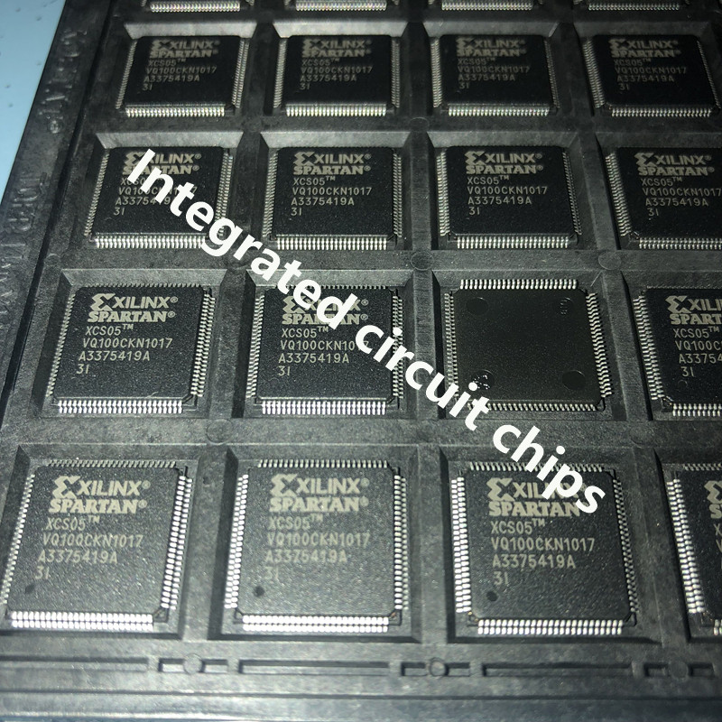 XCS05-3VQ100I XCS05-3VQG100I  New Original IC Chip