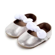Newborn Baby Sequin Shoes Moccasins Newborn Girls B