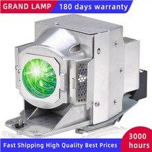 Módulo de substituição de lâmpada projetora, para benq w1400 w1500, com habitação
