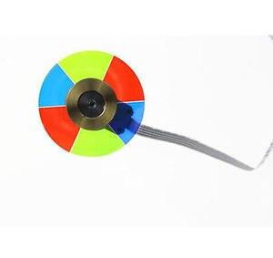 Image 1 - 1PCS Optoma HD200X Rotella di Colore del Proiettore Per optoma HD20 ruota dei colori