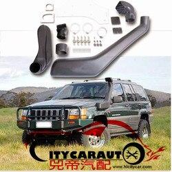 Citycarauto Ống Thở Bộ Phù Hợp Với Grand Cherokee ZG ZJ 1993-1998 Khe Hút Không Khí Ống Đa Tạp Ống Tự Động Phụ Kiện 4*4 SUV Phần