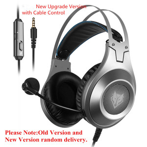 Image 5 - NUBWO N2 PS4 Headset Bass casque Gaming Headphone Headsets With Microphone Mic For PC Gamer/Nintendo Switch/New Xbox one/Phone