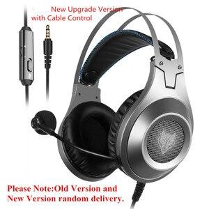 Image 5 - NUBWO N2 PS4 אוזניות בס קסדה משחקי אוזניות אוזניות עם מיקרופון מיקרופון למחשב גיימר/Nintendo מתג/חדש xbox אחד/טלפון