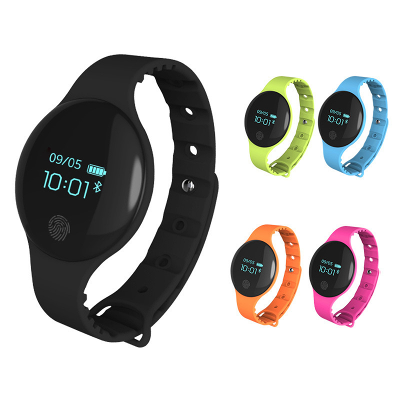 Smart Blood Pressure Measuring Heart Rate Pedometer Waterproof Running Step Counter Wrist Watch Fitness Tracker Pedometer