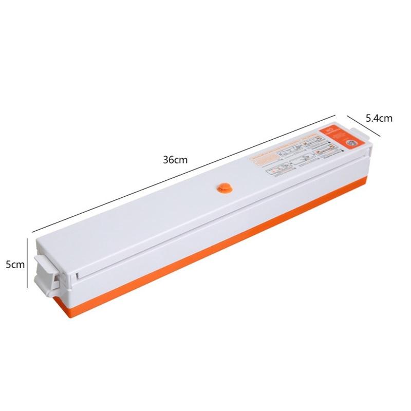 Image 2 - Vacuum Machine Vacuum Sealing Machine Vacuum Packing Apparatus Automatic Food European PlugVacuum Food Sealers   -