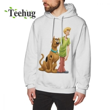 Scooby Doo Abbey Road Hoodies MenMan Retro Stylish Camiseta O-neck sweatshirt Casual