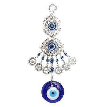 Turkish Lucky Eye Wall Hanging Decoration