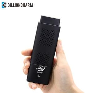 Мини ПК палка Intel Celeron N4100 Четырехъядерный 4 Гб LPDDR4 128 ГБ eMMC HDMI 2,0 4K 60Hz 2,4G/5,0G WiFi Bluetooth 4,2 Windows 10