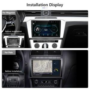 "Image 3 - Podofo 2din Car Radio 9"" Android 2.5D Car Multimedia Player GPS Navigation Wifi Mirrorlink Autoradio 2DIN Universal Car Stereo"
