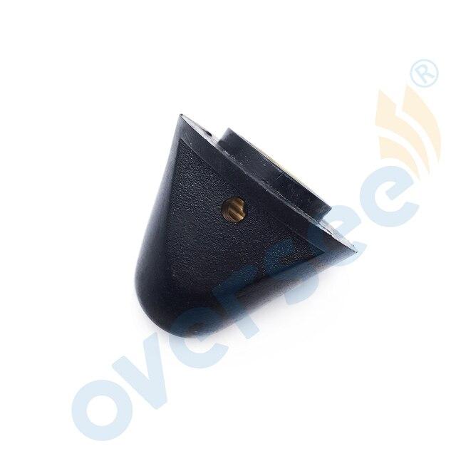 647 45616 01 מדחף אגוז לyamaha סירת חלקי, מרינר מנועים חיצוניים 4A 5C 4HP 5HP פינים מפצילים סוג 647 45616