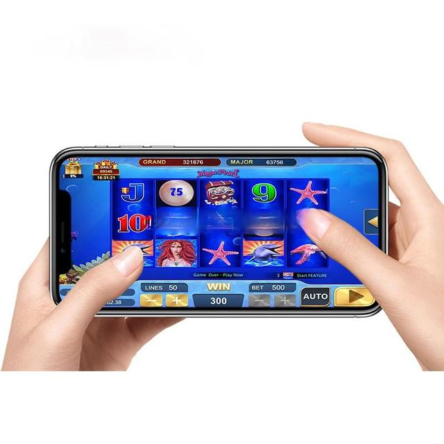 2021 Credit Operation Online Casino Game High Profit Earn Money 5