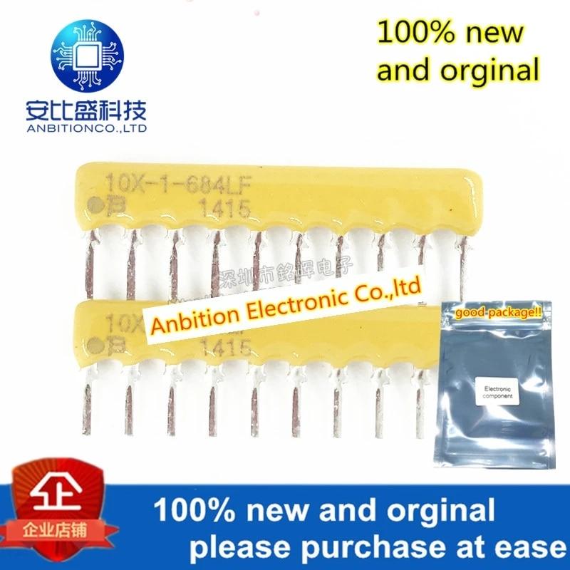 10pcs 100% New And Orginal 4610X-101-684LF 10X-1-684LF 680K 2% 10pin In Stock