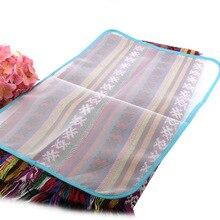 Высокотемпературная устойчивая к глажению термо-изоляционная прокладка коврик Бытовая Защитная Сетчатая тканевая крышка