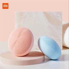 Voorraad Xiaomi Mijia Sonic Reiniging Instrument Porie Reiniging Antibacteriële Ultrasone Elektrische Gezicht Wassen Instrument Schoon Blac