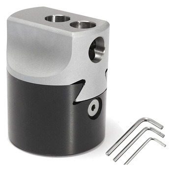 1 шт. F1 18 3 дюйма 75 мм Расточная головка Мини градация 0,01 мм для ЧПУ центр