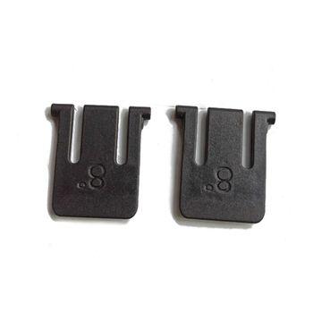 Keyboard Bracket Leg Stand for logitech K220 K360 K260 K270 K275 K235 Keyboard Repair Parts 2Pcs