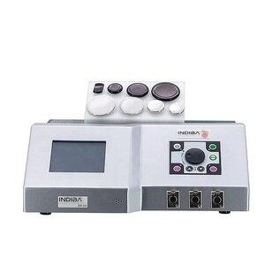 Image 3 - Радиочастотная машина INDIBA для глубокого Детоксикации тела для удаления целлюлита с проионной системой