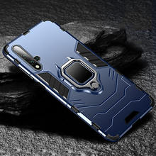 4 in 1 Fall Für Huawei Mate 30 20 Pro P30 P20 lite P Smart Y5 Y6 Y7 Y9 2019 telefon Abdeckung für Honor 20 Pro 10i 10 lite 8A 8X 9X