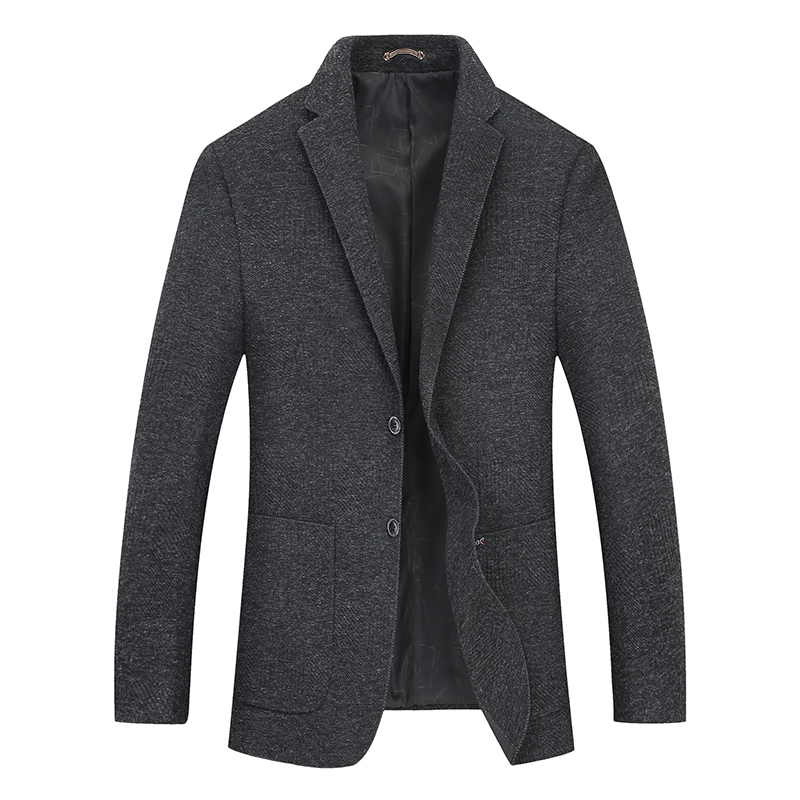 New Big Plus Size 8xl 7xl 6xl 5xl Mens Fashion Blazer  Suit Jacket Male Blazers Mens Business Casual Coat