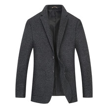 New big Plus Size 8xl 7xl 6xl 5xl Mens Fashion Blazer Suit Jacket Male Blazers Mens Business Casual Coat(China)