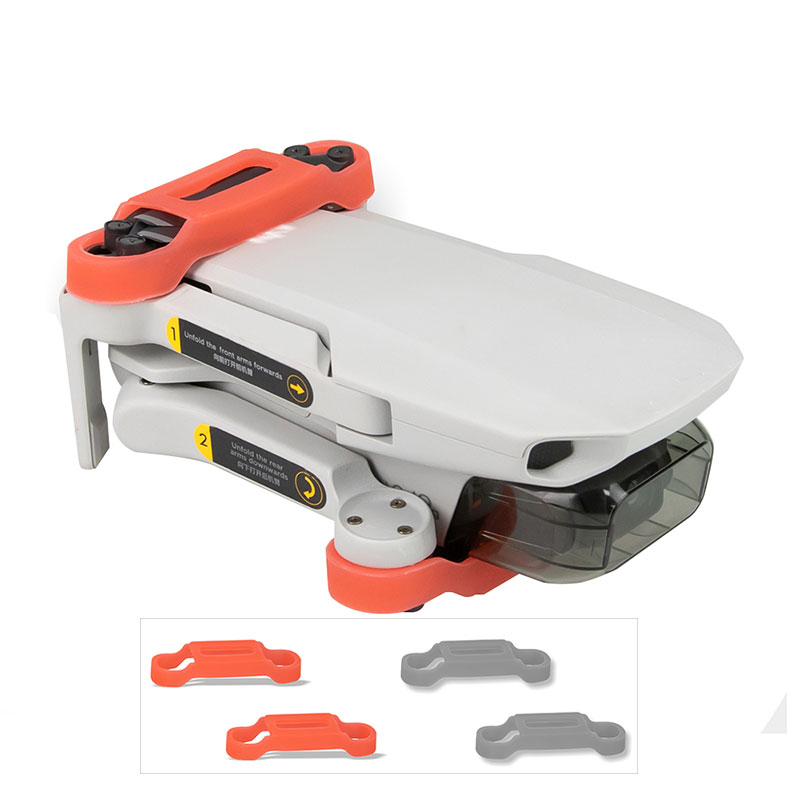 Propeller Blade Motor Fixed For DJI Mavic Mini Storage Soft Silica Gel Fixer Transport Protector Guard For Mavic Mini Accessory