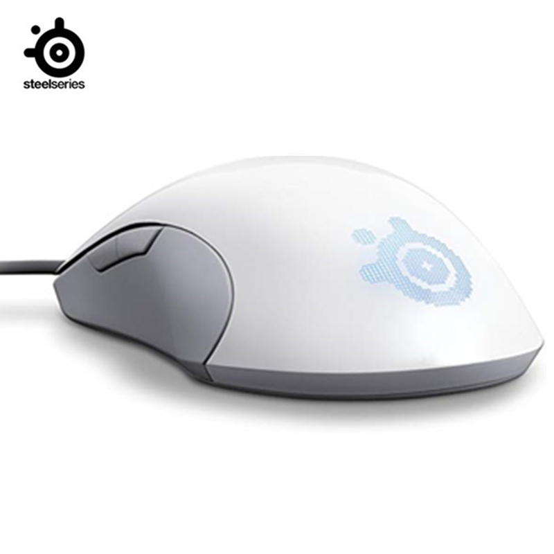 Professional Game Mouse Original SteelSeries SENSEI RAW Frostblue Optical V2 Steelseries Engine Gaming  M Ouse