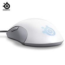 Professionale di Gioco Del Mouse Originale Steelseries Sensei Raw Frostblue Ottico V2 Engine Steelseries Gaming M Ouse(China)
