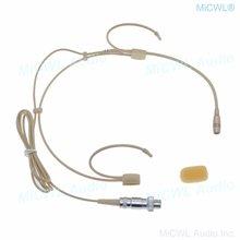 Беспроводная гарнитура cs90 с ушным крючком кардиоидный микрофон