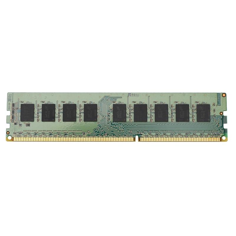 8GB Memory RAM 2RX8 1.35V DDR3 PC3L-12800E 1600MHz 240 Pin ECC Unbuffered RAM for Server Workstation