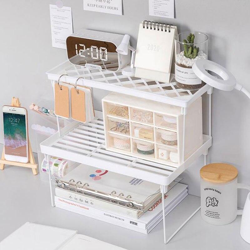 Home Closet Organizer Storage Shelf For Kitchen Rack Space Saving Wardrobe Decorative Shelves