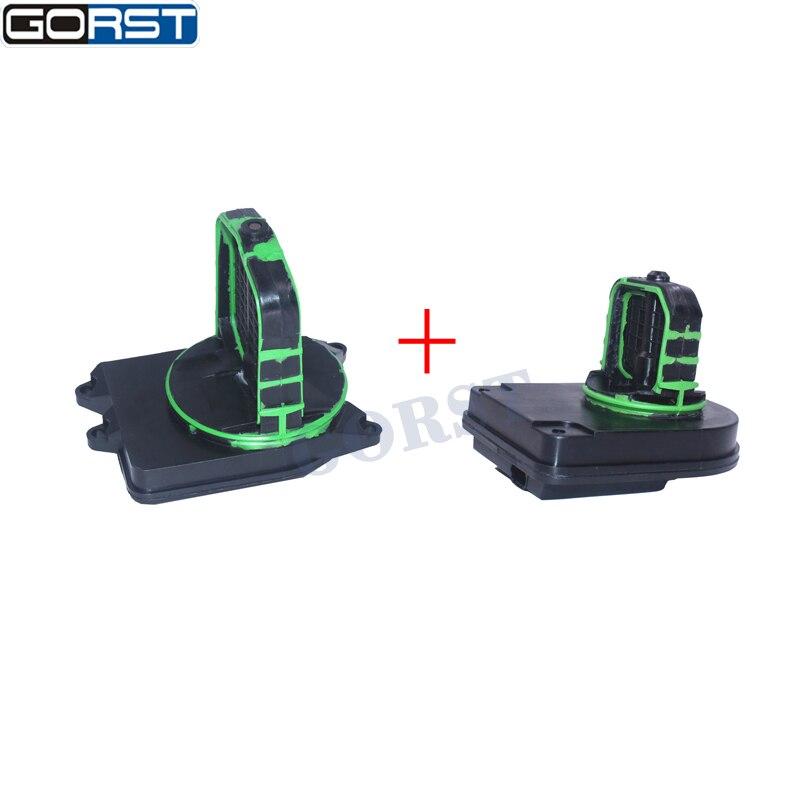 Клапан впускного коллектора, блок регулировки Диса, клапан левый и правый для Bmw E60 E61 E70 E83 X5 Z4 X3 11617579114 11617560538 2 шт