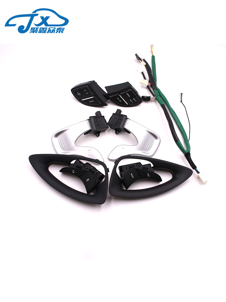 Steering Wheel Remote Control Cruise Switch For Hyundai Elantra 2011-2014 OEM Parts