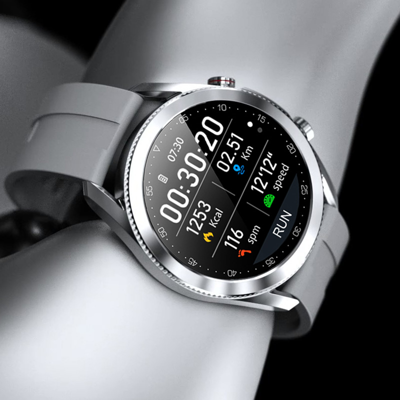 Timewolf Smart Watch Men 2021 IP68 Waterproof Android Full Touch Sports Smartwatch Bluetooth Call For Samsung Timewolf Smart Watch Men 2021 IP68 Waterproof Android Full Touch Sports Smartwatch Bluetooth Call For Samsung Huawei Android IOS