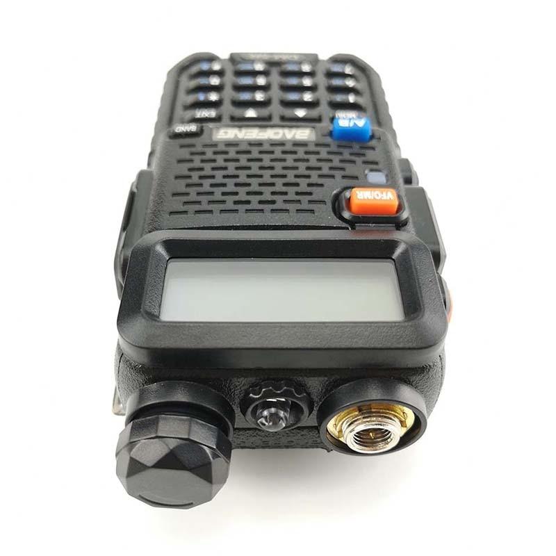 band digital 2pcs Baofeng DM-5R Walkie Talkie Tier1 & 2 DMR Radio Digital Analog Dual Mode Dual Time Slot Dual Band Walky Talky Professional (4)
