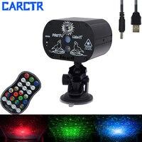Starry Sky Umgebungs Licht Auto Innen Licht Dekorative DJ RGB Remote/Sound Control Timing Laser Projektion Auto Atmosphäre Lichter