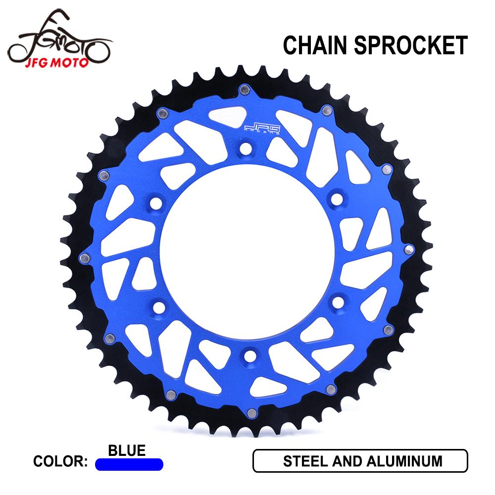 NEW X Ring Gold Chain Sprocket Kit Steel Yamaha YZ400F 1999