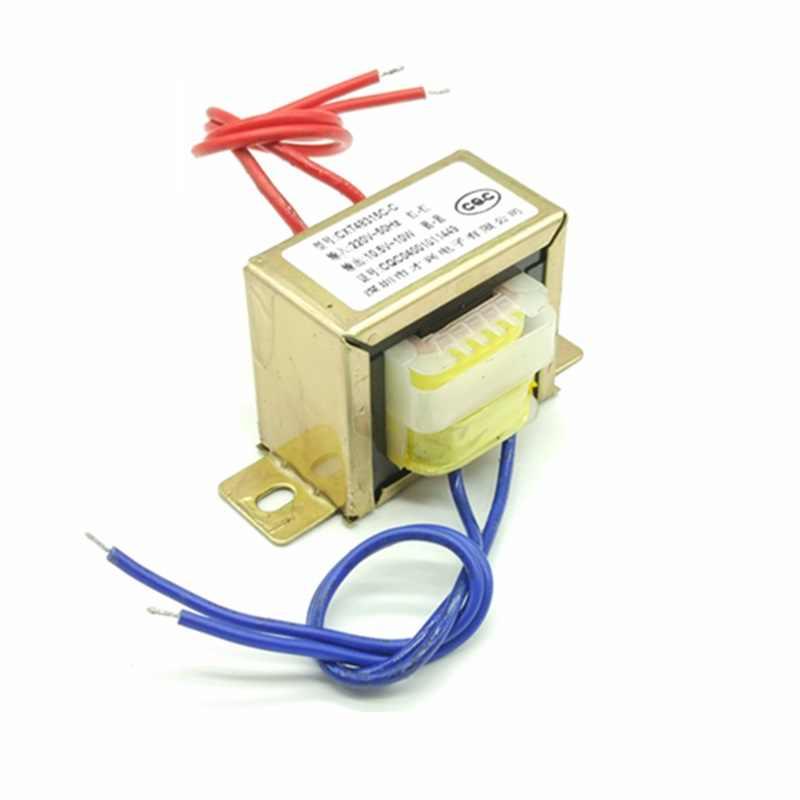 10W-100W EI Core MINI Power Transformer 220VAC TO 110VAC Converter Single Output