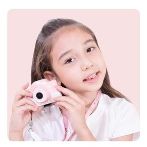Image 3 - الأطفال كاميرا صغيرة واي فاي الرقمية 24MP IPS عرض الكرتون طفل لعبة تعليمية للأطفال طفل هدية عيد ميلاد كاميرا الاطفال الذكية