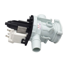 Samsung Drum Washing Machine Drain Pump Drain Valve Motor Pumping Motor Pump Washing Machine Parts samsung lg roller drum washing machine drainage pump bpx2 111 112 deep well pump wm200010851095wm1065 drain pump motor b20 6