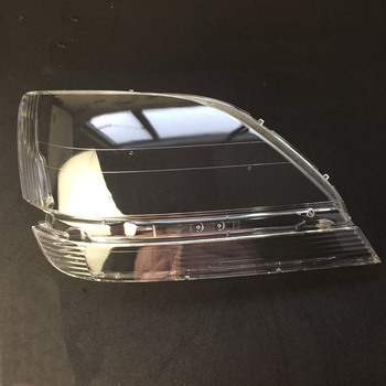 For 1998-2002 Lexus RX300 Headlamp Lamp Cover Glass Lamp Cover Headlight Transparent Lampshade Replace The Original Lampshade