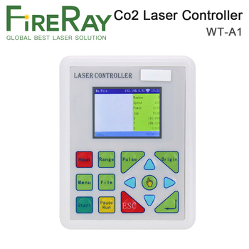 FireRay Co2 Laser Controller System for Co2 Laser Engraving Cutting Machine K40 Laser 3020 6040 Replace ruida Leetro Trocen greenhouse co2 controller smart farming co2 controller hydroponics copnograph co2 sensor