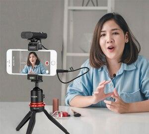Image 3 - BOYA BY WM4 Pro K2 K1 téléphone sans fil Lav Microphone vidéo Audio Lavalier micro pour appareil photo reflex numérique DV Smartphone Vlog Streaming en direct