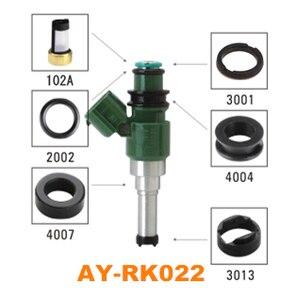 Image 4 - Kits de reparação injector combustível kits serviço para toyota lexus 4.3 3.0 3.5 v6 gs430 e300 sc430 ls430 com 100 pçs/saco frete grátis