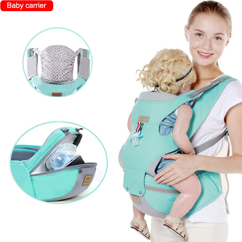 Baby carriers Waist stool Backpacks belt Baby's back towel Four season Baby sitting waist stool
