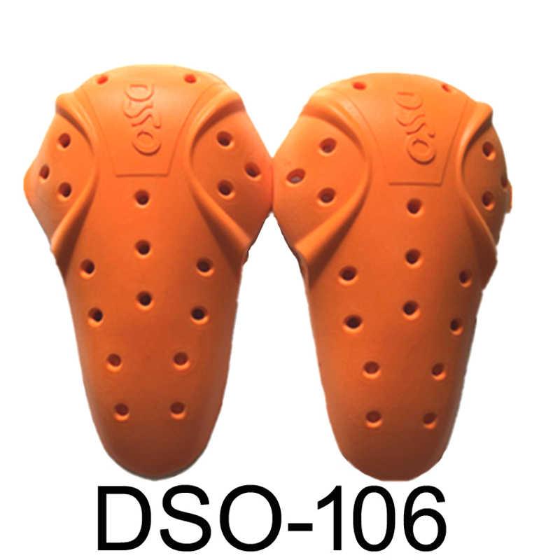 Livraison gratuite DSO moto jean protection genouillères entrejambe conseil moto équitation protection à l'intérieur engrenages genou protecteur
