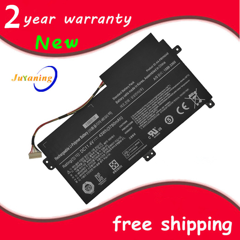 New Laptop Battery For Samsung AA-PBVN3AB BA43-00358A 1588-3366 NP470 NP51OR5E NP510R5E BA43-00358A NP370R4E NP510 NP370R5E
