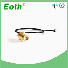 2 pieces lot 20cm Extension Cord UFL to SMA Male Connector Antenna WiFi Pigtail Cable IPX to RP-SMA  female  to IPX